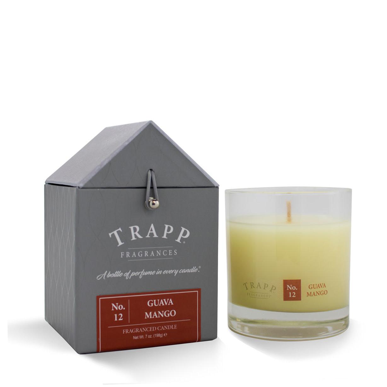 Trapp / Faultless 7oz. Trapp Candle / Guava Mango
