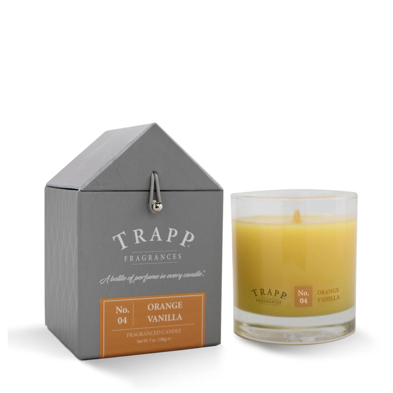 Trapp / Faultless 7oz. Trapp Candle / Orange Vanilla