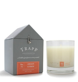 Trapp / Faultless 7oz. Trapp Candle / Amalfi Citron