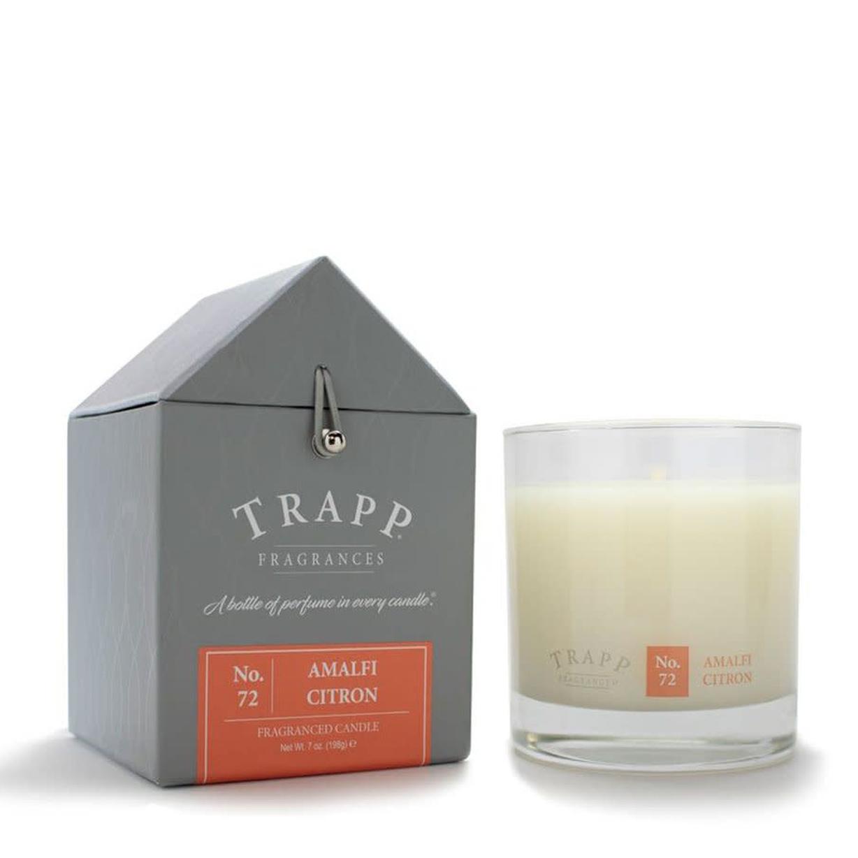 Trapp 7oz. Trapp Candle / Amalfi Citron
