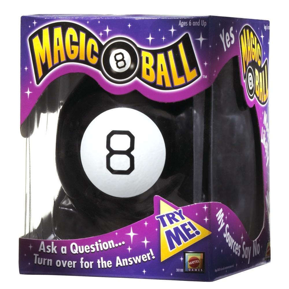 Continuum Games Magic 8 Ball