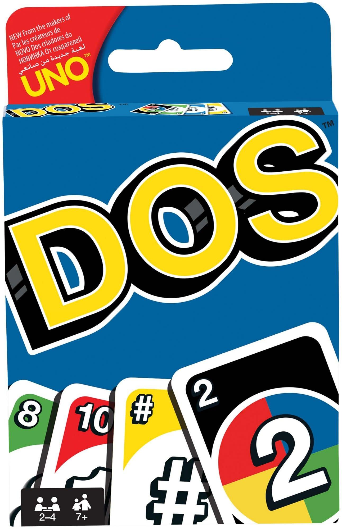 Continuum Games Dos Card Game
