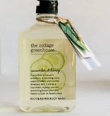 Burwell Industries Cottage Greenhouse Body Wash/ Cucumber & Honey