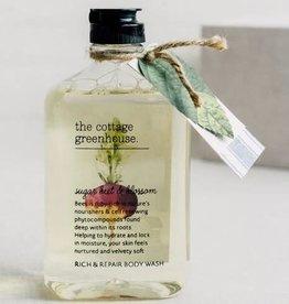 Burwell Industries Cottage Greenhouse Body Wash/ Sugar Beet & Blossom