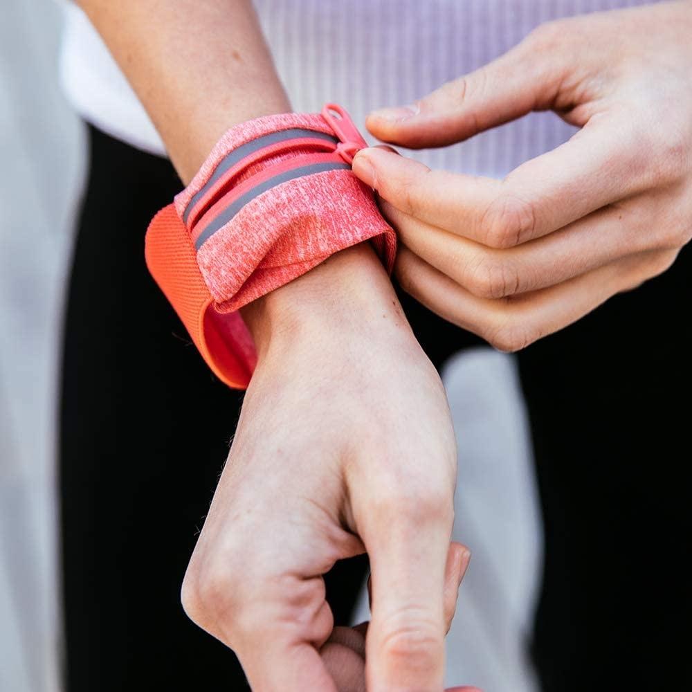 DM Merchandising Wrist Wallet/ Fitkicks Asst.