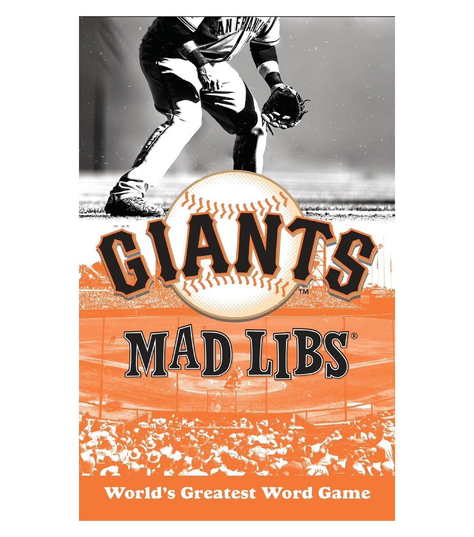 Penguin Random House Mad Libs/ Giants