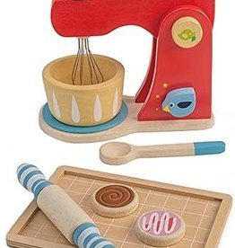 Tender Leaf Toys Baker's Mixing Set