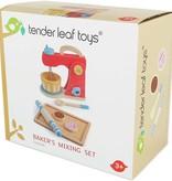 Tender Leaf Toys Baker's Mixing Set