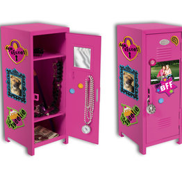 Schylling Girl Talk Locker w/Magnets