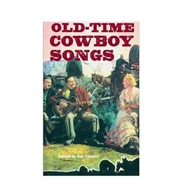 Gibbs Smith Book/ Old-Time Cowboy Songs
