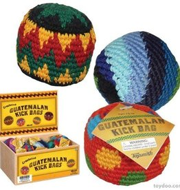 Toysmith/ Spin Master Guatemalan Kick Bag
