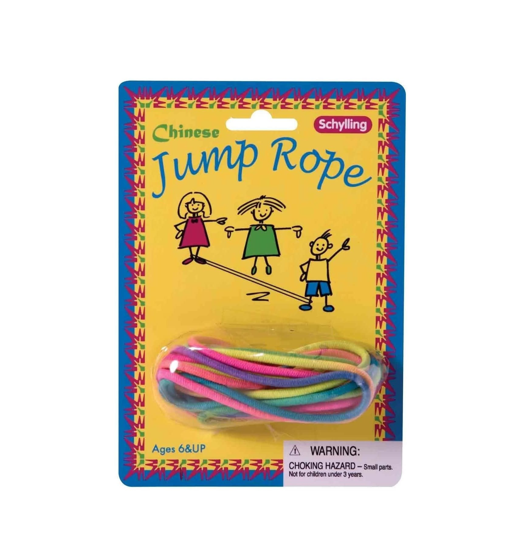Schylling Chinese Jumprope
