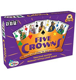 Play Monster Card Game/ Five Crowns