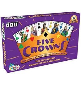R&M Distributors Card Game/ Five Crowns