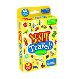 University Games Card Game/ Travel I Spy