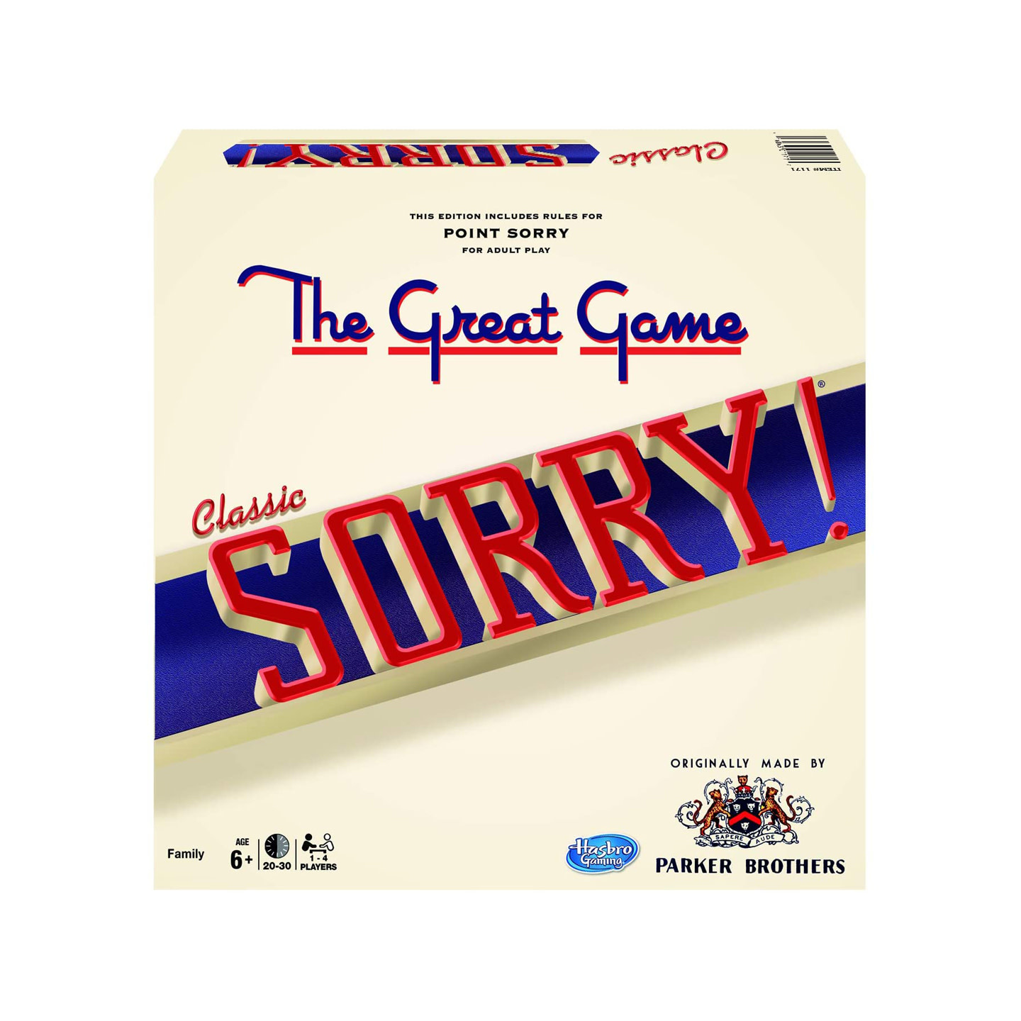Winning Moves Game/ Classic Sorry!