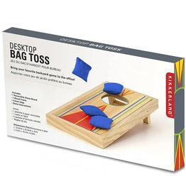 Kikkerland Game/ Desktop Bag Toss Cornhole