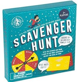 Professor Puzzle Game/ Scavenger Hunt