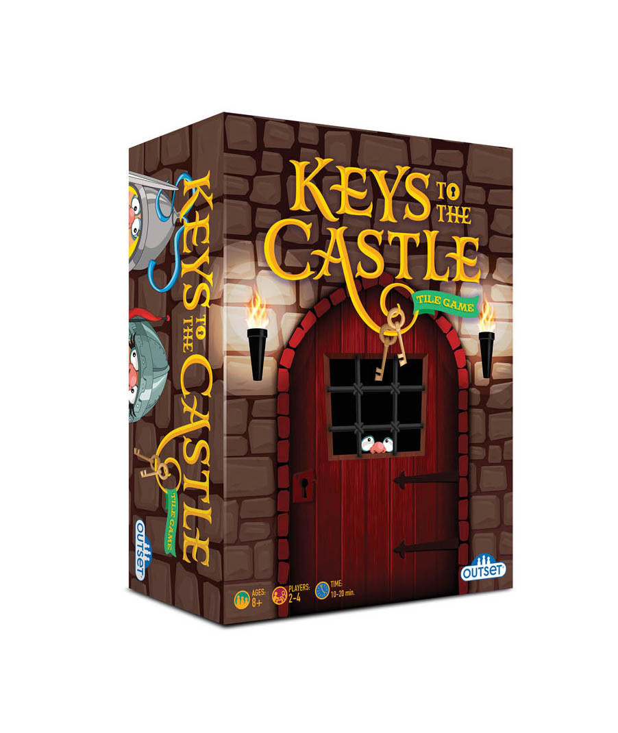 Outset Media Game/ Keys To The Castle