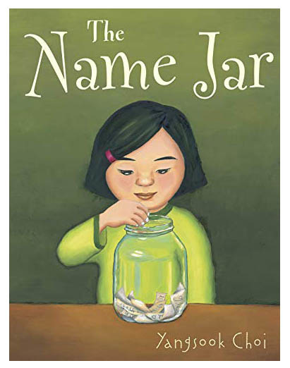 Penguin Random House Book/ The Name Jar
