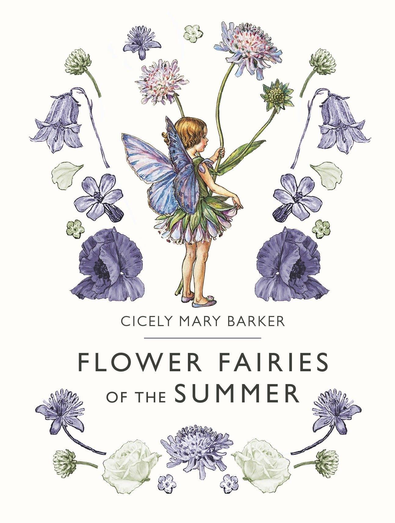 Penguin Random House Book/ Flower Fairies Of The Summer
