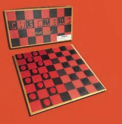 Perisphere and Trylon Game/ Checkers Perisphere & Trylon
