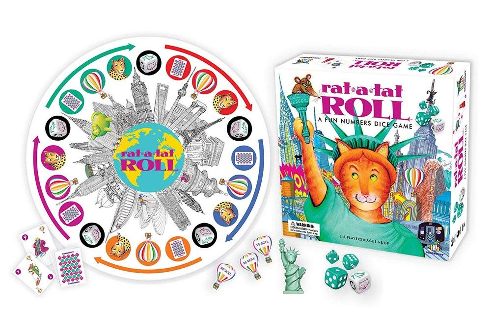 Ceaco/Gamewright Game/ Rat-a-Tat Roll