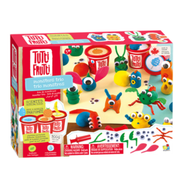 Family Games Tutti Frutti Monsters Trio Set