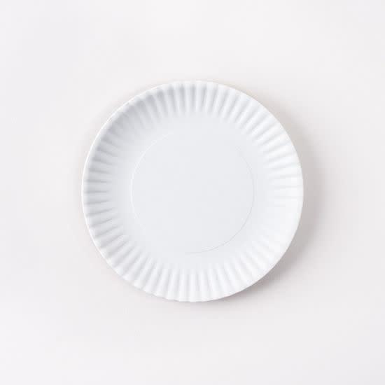"""One Hundred 80 Degrees Melamine Paper Plate Set of 4/ 7.5"""""""