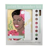 Elle Cree Paint by Number / Michelle with Peonies