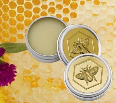 Honey House Lip Butter Tin/ Natural