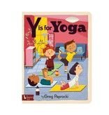 Gibbs Smith Book/ Y Is For Yoga