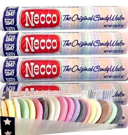 Nassau/ Hobbs & Dobbs Necco Wafers / 5 Packs