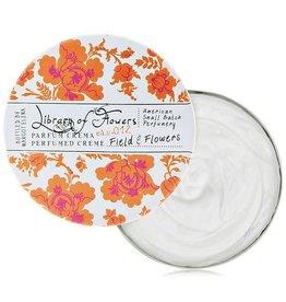Margot Elena / Burwell Library of Flowers Perfume Creme / Field & Flowers