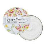 Burwell Industries Library of Flowers Perfume Creme / Honeycomb