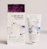 Burwell Industries Library of Flowers Handcreme / Forget Me Not