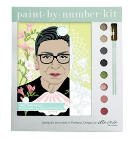 Elle Cree Paint by Number / Ruth with Freesia