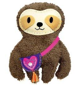 Dam LLC. Sewing My First Doll/ Sloth
