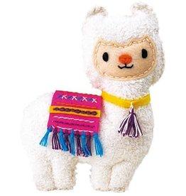Dam LLC. Sewing My First Doll/ Llama