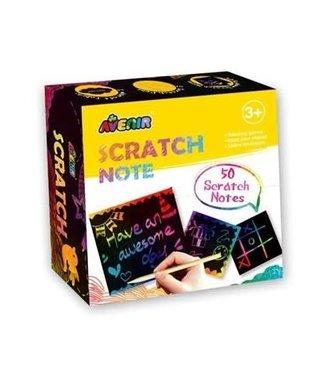 Dam LLC. Scratch Note Paper/ 50 Sheets