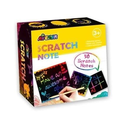 Dam LLC. Scratch Note Paper/ 50 Sheets