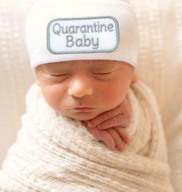 Ily Bean Newborn Beanie/ Quarantine Baby