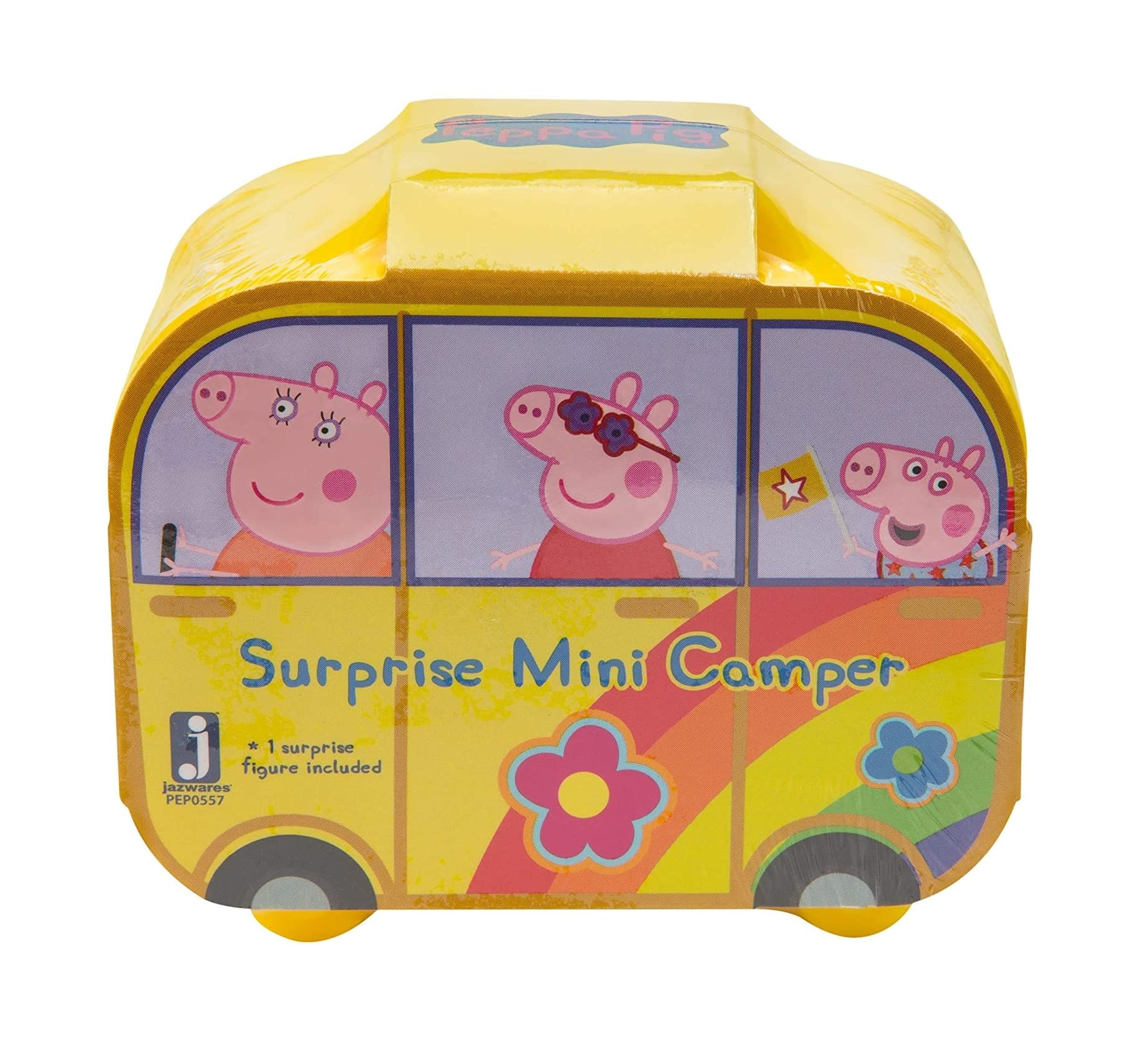 License 2 Play Peppa Pig Surprise Mini Camper Asst.