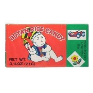 Nassau/ Hobbs & Dobbs Botan Rice Candy