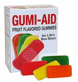 Nassau/ Hobbs & Dobbs Gummy Band Aids