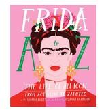 Penguin Random House Book/ Frida A To Z