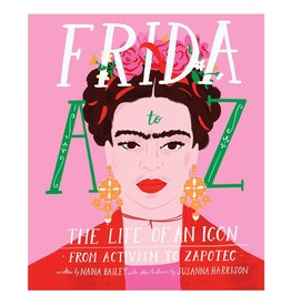 Penguin Random House Book/ Frida A To Z