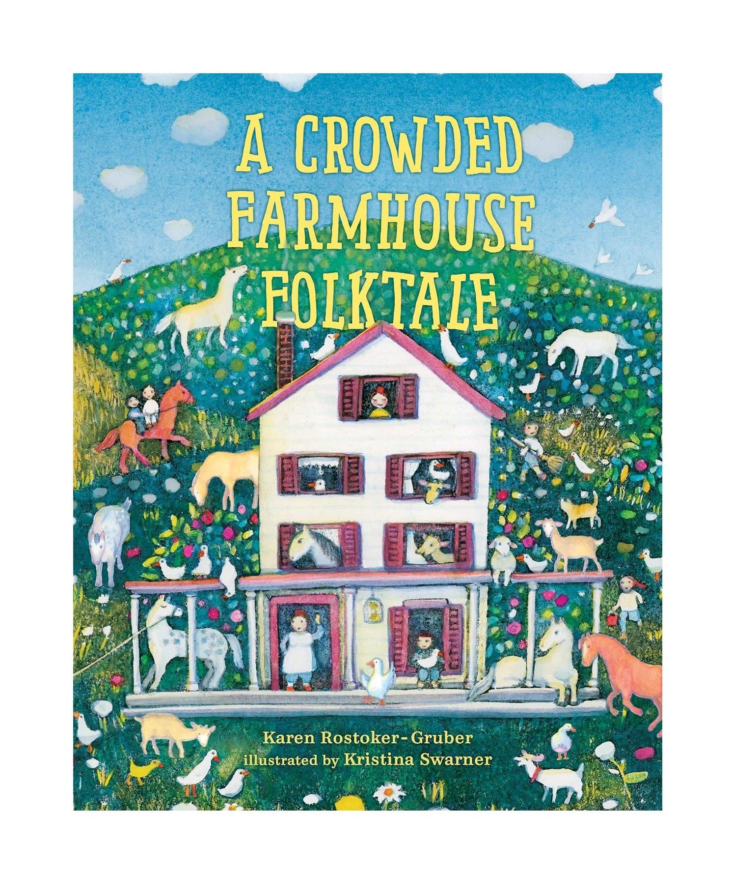 Albert Whitman & Company Book/ A Crowded Farmhouse Folktale