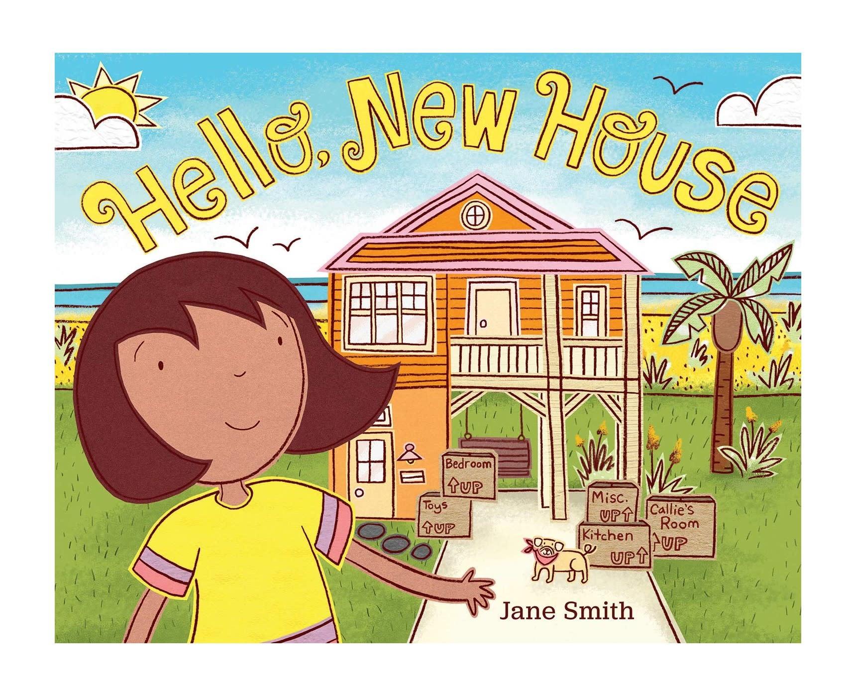 Albert Whitman & Company Book / Hello New House