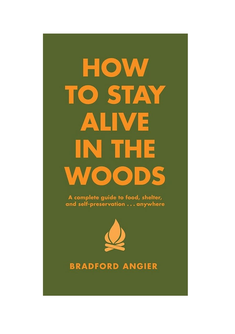 Hachette Book Group Book/ How To Stay Alive In The Woods